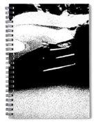 Vintage Lotus At Speed Spiral Notebook