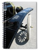 Vintage Model T Spiral Notebook