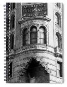 Vintage Reading Terminal Market - Philadelphia Spiral Notebook