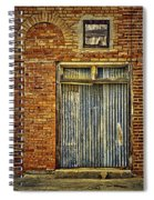 Vintage Route 66  Spiral Notebook