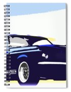 Vintage Shelby Gt500 Spiral Notebook