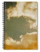 Vintage Sky Spiral Notebook