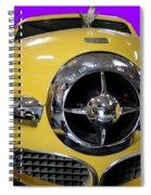 Vintage Studebaker Spiral Notebook