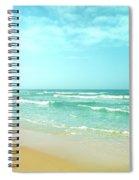 Vintage Summer Spiral Notebook
