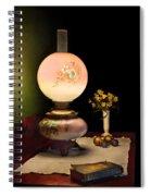 Vintage - Travelers Journal  Spiral Notebook