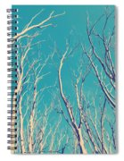 Vintage Trees Spiral Notebook