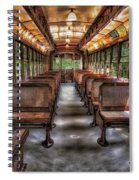 Vintage Trolley No. 948 Spiral Notebook