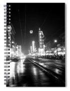 Vintage Vancouver 1951 Spiral Notebook