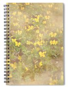 Viola Field Spiral Notebook
