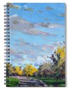 Viola Jogging Spiral Notebook