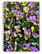 Viola's Fantasy  Spiral Notebook