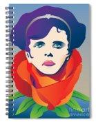 Violetta Of La Traviata Spiral Notebook