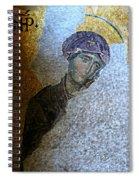 Virgin Mary Spiral Notebook