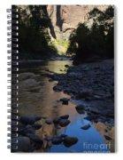 Virgin River Narrows Spiral Notebook