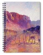 Virgin Valley View Spiral Notebook