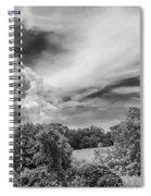Virginia Clouds Spiral Notebook