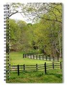 Virginia Spring Spiral Notebook