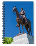 Virginia State Memorial 7d02297 Spiral Notebook