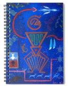 Vision Quest Spiral Notebook