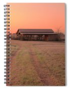 Visiting The Farm Spiral Notebook