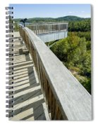 Visitor's Center Lookout Spiral Notebook