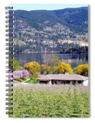 Vista 20 Spiral Notebook