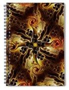 Vital Cross Spiral Notebook