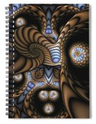 Vitreous Inanity Spiral Notebook