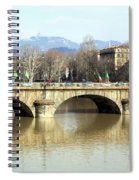 Vittorio Emanuele I Bridge Spiral Notebook