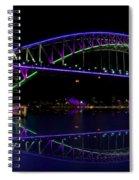 Vivid Spiral Notebook