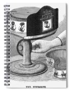 Viviscope, 1896 Spiral Notebook