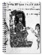 Vladimir I Envoys Spiral Notebook