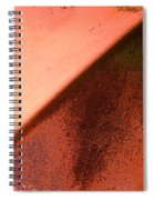 Volcano As Geometric Equation Spiral Notebook