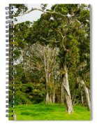 Volcano Ranch Spiral Notebook