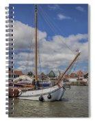 Volendam Spiral Notebook