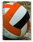 Volleyball Spiral Notebook