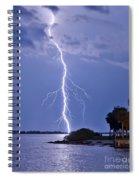 Voltage Spiral Notebook
