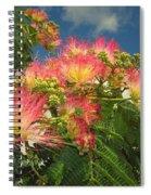 Voluntary Mimosa Tree Spiral Notebook