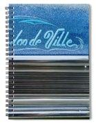 Voodoo De Ville Spiral Notebook