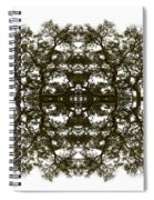 Voodoo Mask Spiral Notebook
