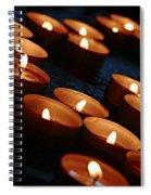 Votives Spiral Notebook