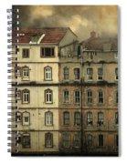 Voyeur Spiral Notebook