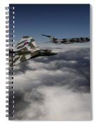 Vulcan And Victor  Spiral Notebook