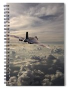 Vulcan Farewell  Spiral Notebook