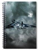 Vulcan Storm Spiral Notebook