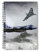Vulcan Wingman Spiral Notebook