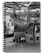 Vultee Aircraft Company Nashville 1941 Spiral Notebook