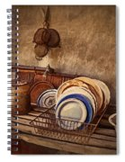 Vulture Kitchen Spiral Notebook