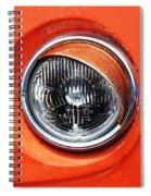 Vw Camper Van Spiral Notebook