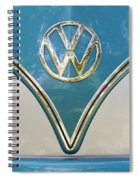 VW Spiral Notebook